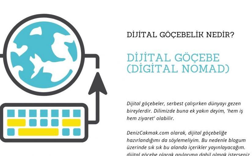 Dijital Göçebelik Nedir? Nasıl dijital göçebe Olunur?